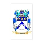 Tommasi Sticker (Rectangle)