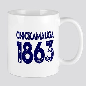 1863 Chickamauga Mugs