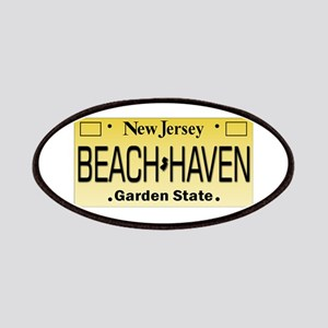 Beach Haven NJ Tag Giftware Patch