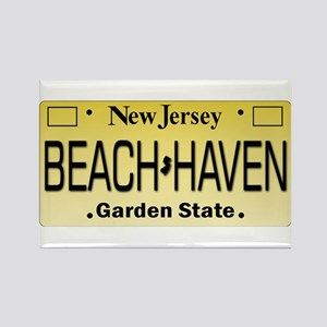 Beach Haven NJ Tag Giftware Magnets