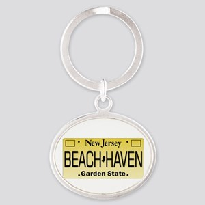 Beach Haven NJ Tag Giftware Keychains