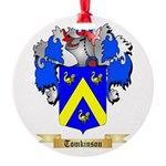 Tomkinson Round Ornament