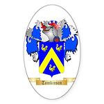 Tomkinson Sticker (Oval 50 pk)