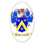 Tomkies Sticker (Oval 50 pk)