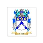 Tomik Square Sticker 3