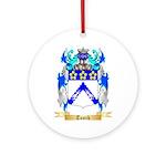 Tomik Round Ornament