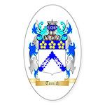 Tomich Sticker (Oval 10 pk)