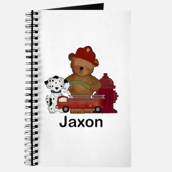 Jaxon's Fire Bear Journal