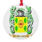 Urrutia Round Ornament