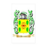 Urrutia Sticker (Rectangle 50 pk)