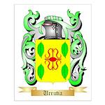 Urrutia Small Poster