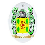 Urrutia Oval Ornament