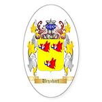 Urquhart Sticker (Oval)