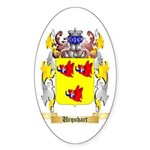 Urquhart Sticker (Oval 50 pk)