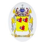 Urquhart Oval Ornament