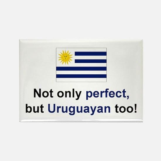 Perfect Uruguayan Rectangle Magnet