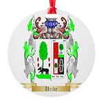 Uribe Round Ornament
