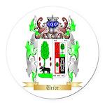 Uribe Round Car Magnet