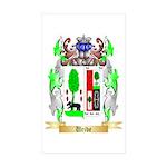 Uribe Sticker (Rectangle 50 pk)