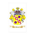 Uria Sticker (Rectangle 50 pk)