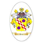 Uria Sticker (Oval 50 pk)