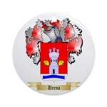 Urena Round Ornament