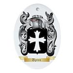 Upton Oval Ornament