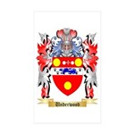 Underwood Sticker (Rectangle 10 pk)