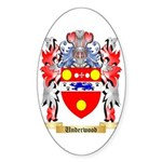 Underwood Sticker (Oval 50 pk)