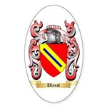 Ulyeat Sticker (Oval 50 pk)