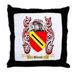 Ulyeat Throw Pillow