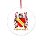 Ulyatt Round Ornament