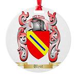 Ulyat Round Ornament