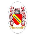 Ulyat Sticker (Oval 50 pk)