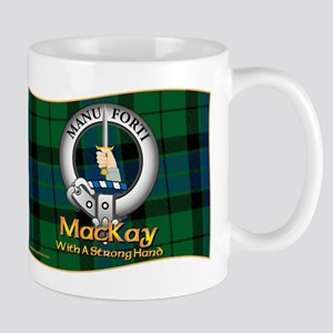 MacKay Clan Mugs
