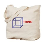 Think box Tote Bag