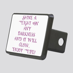 Light the Darkness Hitch Cover