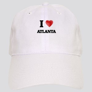 I Heart ATLANTA Cap