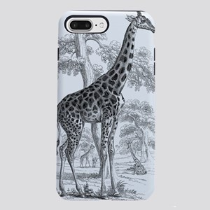 Giraffe iPhone 8/7 Plus Tough Case