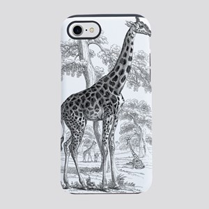 Giraffe iPhone 8/7 Tough Case