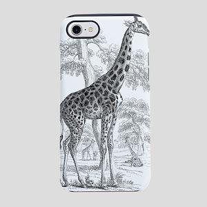Giraffe iPhone 8/7 Tough Case