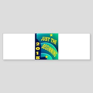 2018 Bumper Sticker