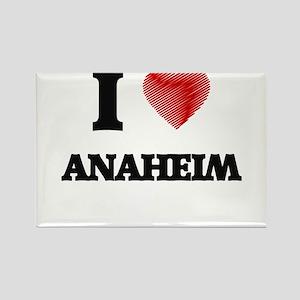I Heart ANAHEIM Magnets