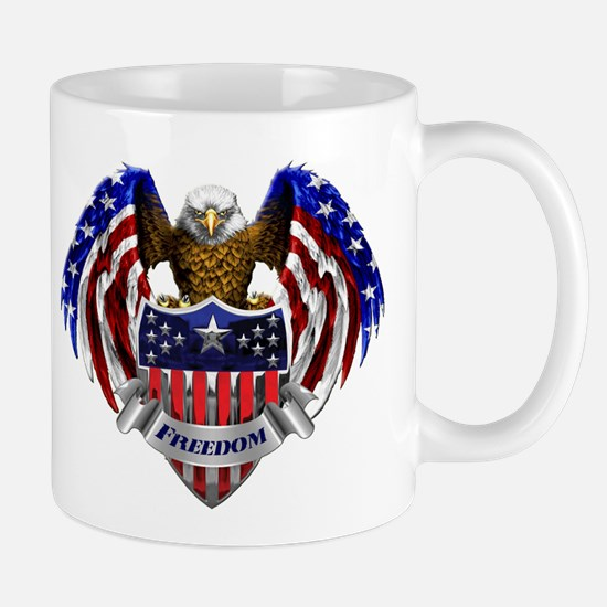 Cute Independence day Mug