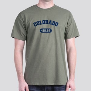 Colorado Mile Team Dark T-Shirt