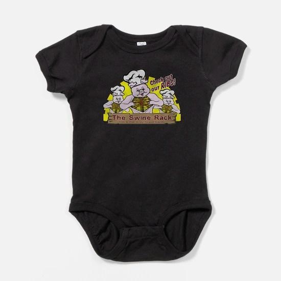 The Swine Rack Baby Bodysuit