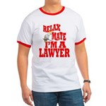 Im A Lawyer Ringer T T-Shirt