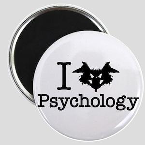I Heart (Rorschach Inkblot) Psychology Magnets