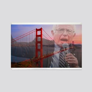 Bernie Sanders In San Francisco Magnets