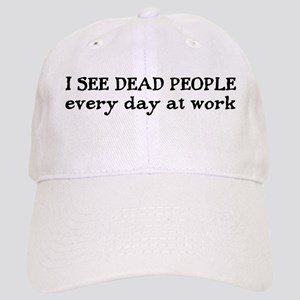 I SEE DEAD PEOPLE Cap